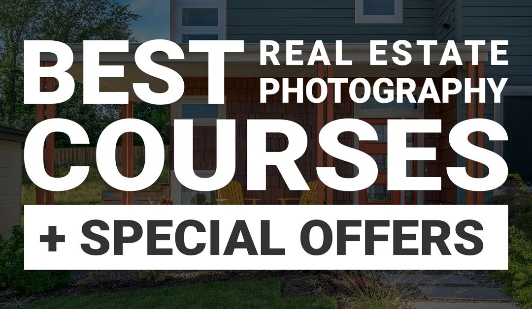 Best Real Estate Photography Courses Online