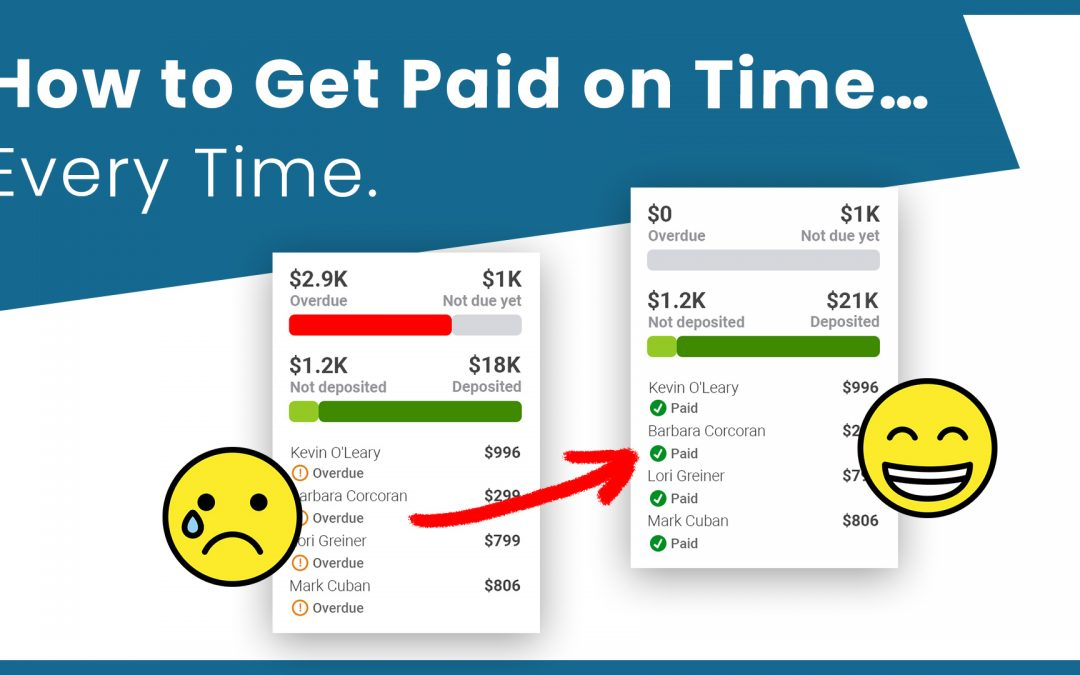 How to Get Paid on Time… Every Time
